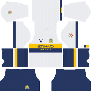 Al-Nassr FC Away Kit