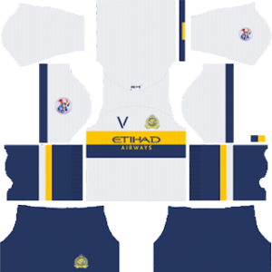 Al-Nassr FC Away ACL Kit
