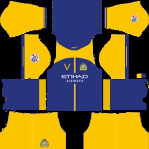 Al-Nassr FC Home ACL Kit