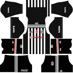 Besiktas JK Away Kit