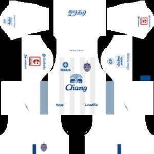 Buriram United Away Kit