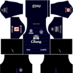 Buriram United Kits 2017/2018 Dream League Soccer