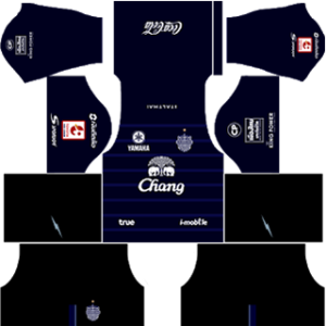 Buriram United Kits 2017/2018 Dream League Soccer
