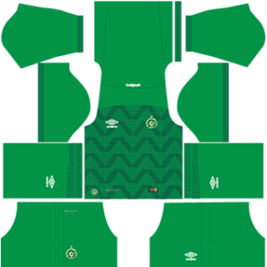 Chapecoense Kits 2016/2017 Dream League Soccer