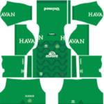 Chapecoense Kits 2017/2018 Dream League Soccer
