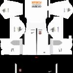 Corinthians Kits 2017/2018 Dream League Soccer