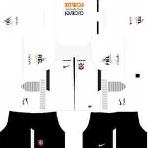 Corinthians Kits 2017/2018 Dream League Soccer