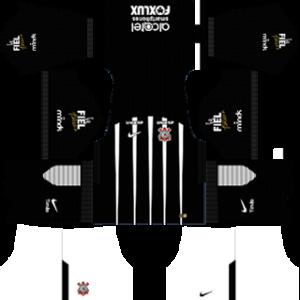 Corinthians Away Kit