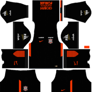 Corinthian F.C. Third Kit