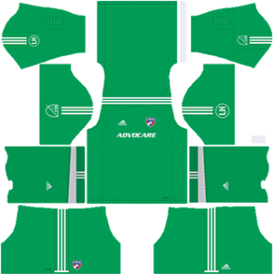 FC Dallas Goalkeeper Away Kit