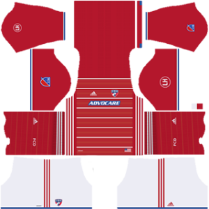 FC Dallas Kits 2017/2018 Dream League Soccer
