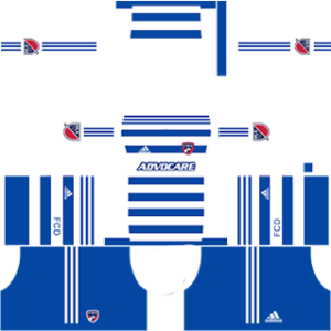 FC Dallas Away Kit