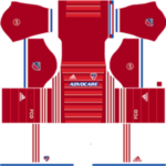 FC Dallas Kits 2016/2017 Dream League Soccer