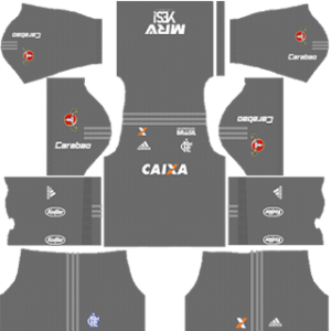Flamengo Goalkeeper Away Kit