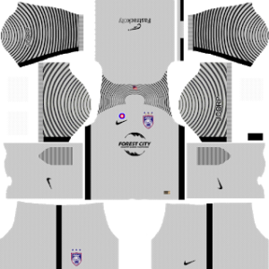 Johor Darul Takzim Goalkeeper Third Kit