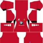 Kelantan FA Kits 2014/2015 Dream League Soccer