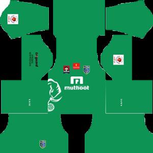 Kerala Blasters Goalkeeper Home Kit