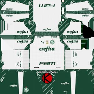 Palmeiras Kits 20192020 Dream League Soccer Fts Dls Kits
