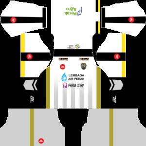 Perak FA Away Kit