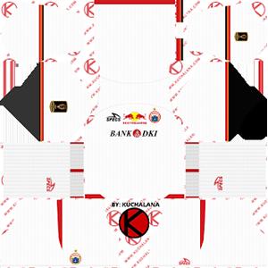 Persija Jakarta Away Kit (Piala Presiden)