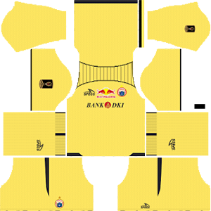 Persija Jakarta Goalkeeper Away Kit (Piala Presiden)