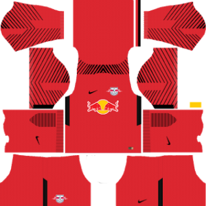 RB Leipzig Goalkeeper Away Kit