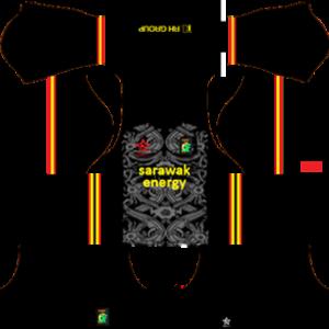 Sarawak FA Away Kit