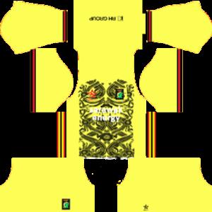 Sarawak GoalKeeper Third Kit