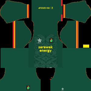Sarawak Third Kit
