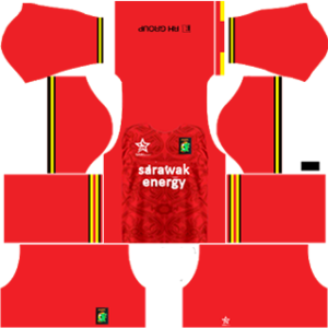 Sarawak FA Kits 2017/2018 Dream League Soccer