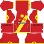 Selangor FA Kits 2017/2018 Dream League Soccer