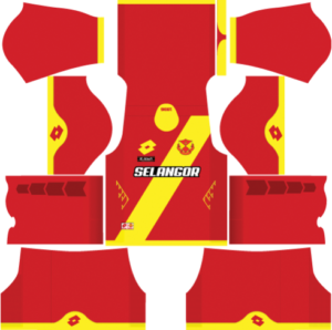 Selangor FA Kits 2017/2018 Dream League Soccer