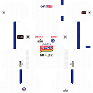 Arema FC Away Kit