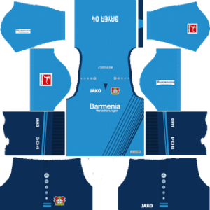 Bayer Leverkusen Fourth kit