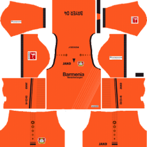 Bayer Leverkusen GoalKeeper Kit