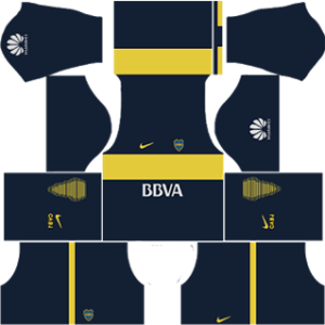 Boca Juniors Kits 2016/2017 Dream League Soccer