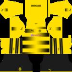 Borussia Dortmund Kits 2017/2018 Dream League Soccer