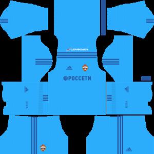 CSKA Moscow Goalkeeper Away Kit