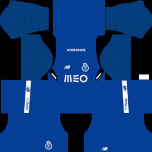 FC Porto Goalkeeper Away Kit