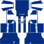 FC Porto Kits 2017/2018 Dream League Soccer