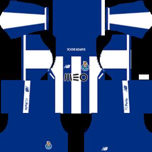 FC Porto Kits 2017/2018 Dream League Soccer