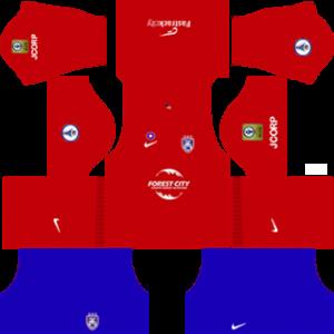 Johor Darul Takzim Away Kit
