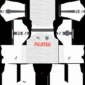 Kawasaki Frontale Away Kit