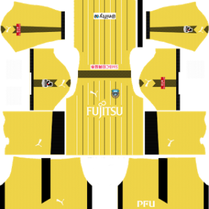 Kawasaki Frontale FC Goalkeeper Away Kit