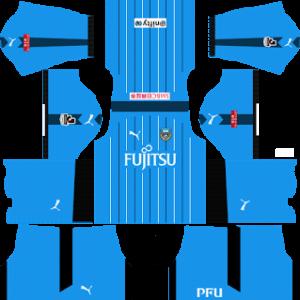 Kawasaki Frontale Kits 2017-2018 Dream League Soccer