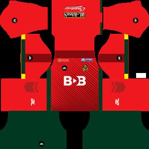 Kedah FA Away Kit