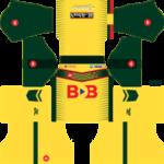 Kedah FA Kits 2017/2018 Dream League Soccer