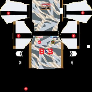 Kedah Third Kit
