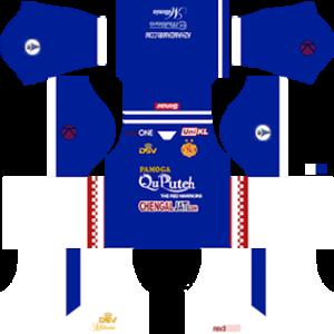 Kelantan FA Away Kit (Blue)
