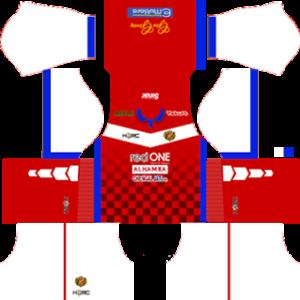 Kelantan FA Home Kit V3